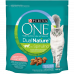 PURINA ONE DUALNATURE Crocchette Gatto Adult Ricco in Salmone e con Spirulina naturale