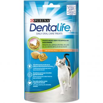 DENTALIFE CAT - POLLO
