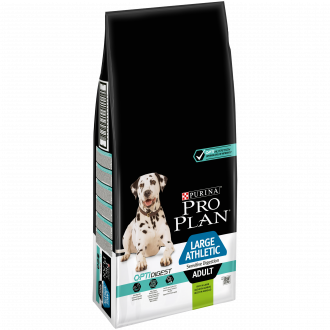 PURINA PRO PLAN Large Athletic Adult OptiDigest Cane Crocchette