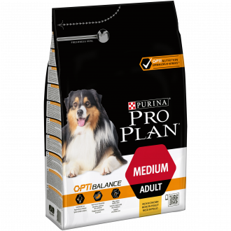 PURINA PRO PLAN Medium Adult OptiBalance Cane Crocchette