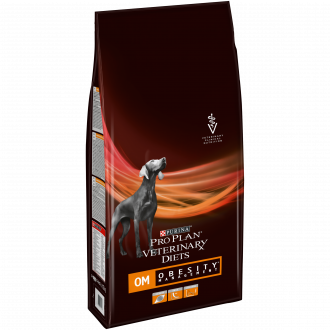 PURINA PRO PLAN VETERINARY DIETS secco cane OM Obesity Management