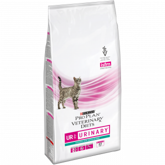 PURINA PRO PLAN VETERINARY DIETS secco gatto UR Urinary St/Ox con Pesce Dell'Oceano