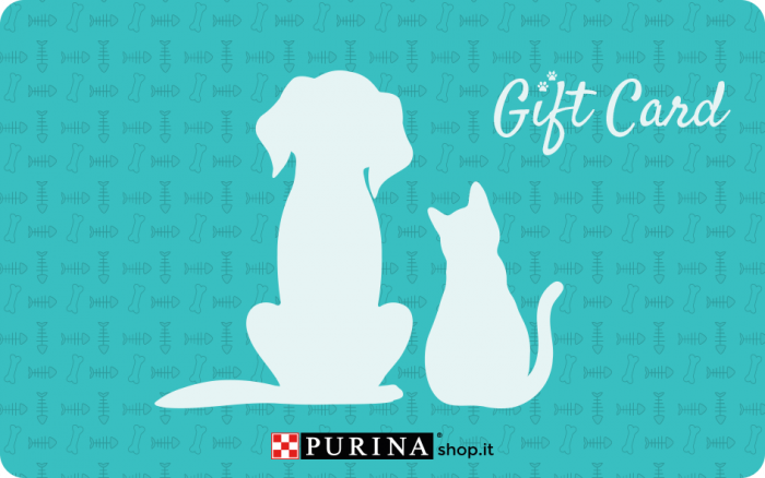 Gift card Purina